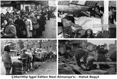Çökertilip İşgal Edilen Nazi Almanya'sı – Haluk Başçıl