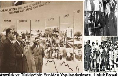 Atatürk ve Türkiye'nin Yeniden Yapılandırılması – Haluk Başçıl