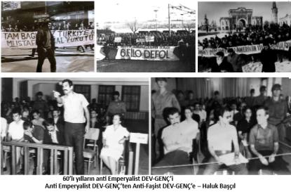 Anti-Emperyalist DEV-GENÇ'ten Anti-Faşist DEV-GENÇ'e 1 – Haluk Başçıl