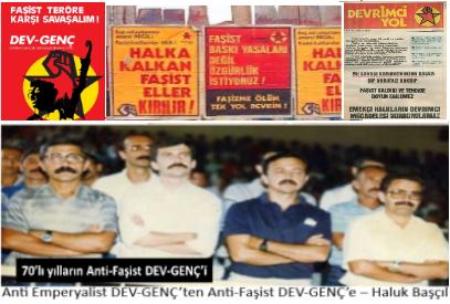 Anti-Emperyalist DEV-GENÇ'ten Anti-Faşist DEV-GENÇ'e 2 – Haluk Başçıl