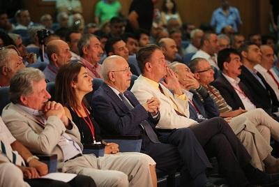1961'den 2017'ye CHP Gençlik Kolları Buluşması Ankara'da Yapıldı