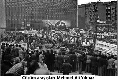 Çözüm arayışları-Mehmet Ali Yılmaz