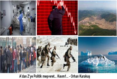 A'dan Z'ye Politik meşveret… Kısım1… – Orhan Karakuş