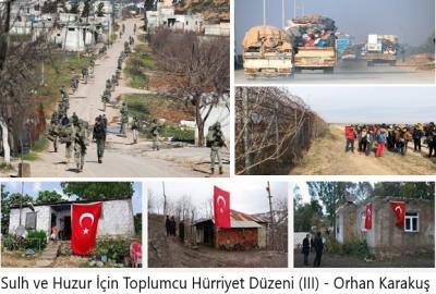 Sulh ve Huzur İçin Toplumcu Hürriyet Düzeni (III) – Orhan Karakuş