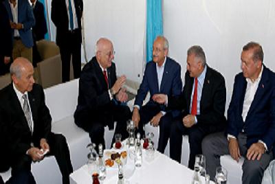 """Yeni Kapı Mitingi ve """"Tarihi Dönüm Noktasında ki CHP"""""""